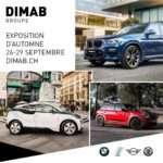 Création graphique DIMAB par Adfeed