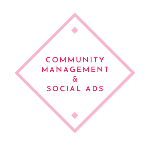 Community management et social ads