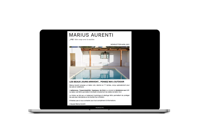 EXEMPLE EMAIL MARIUS AURENTI