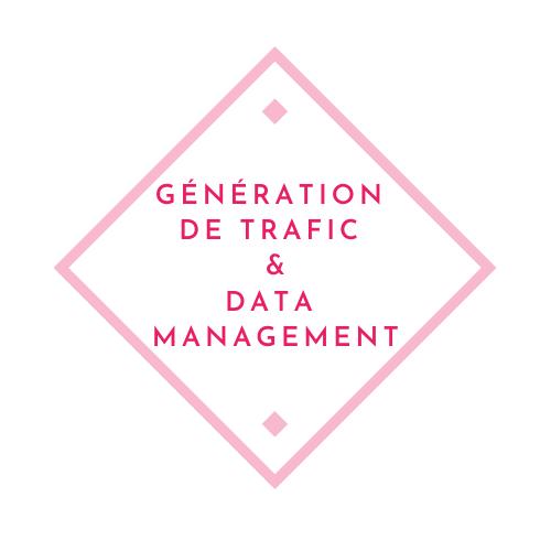 GÉNÉRATION DE TRAFIC & DATA MANAGEMENT
